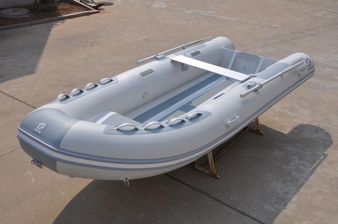 Zodiac Cadet 390 DL Aluminium RIB - Rubberboot Holland Aalsmeer