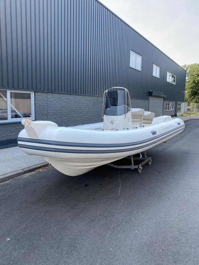 CAPELLI TEMPEST 600 - Rubberboot Holland Aalsmeer