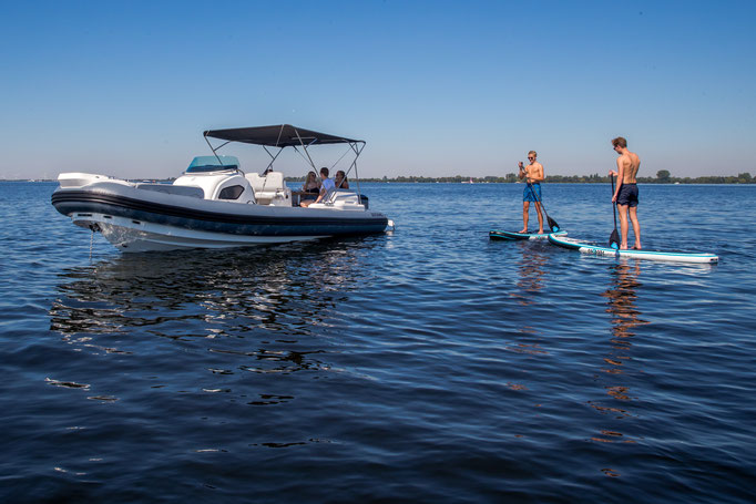 Zodiac RIB Medline 9 te koop for sale Rubberboot Holland Aalsmeer