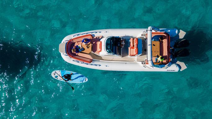 Zodiac Medline 9 RIB for sale te koop Rubberboot Holland
