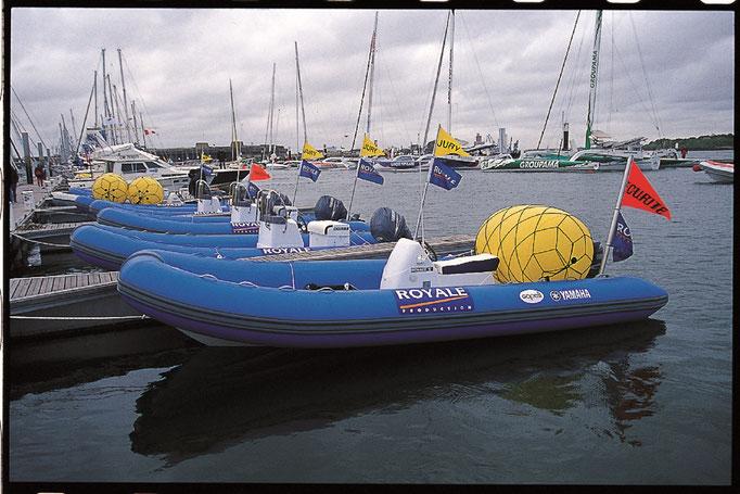 CAPELLI TEMPEST 625 WORK - CUSTOM - Rubberboot Holland Aalsmeer