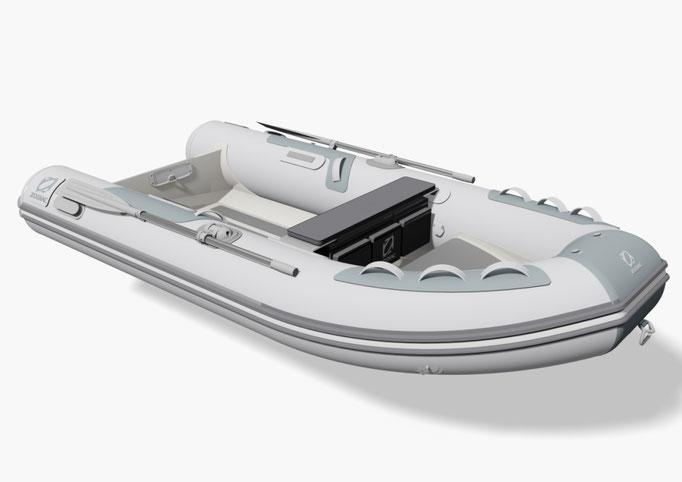 Zodiac Cadet 330 Aluminium DL RIB - Rubberboot Holland Aalsmeer