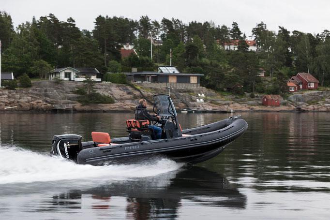 Zodiac PRO 6.5 RIB - Rubberboot Holland Aalsmeer
