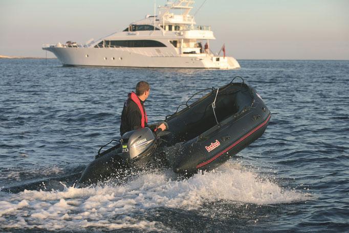 Bombard Commando C3 - Rubberboot Holland Aalsmeer
