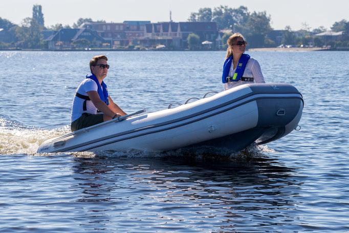 Zodiac Cadet 350 ALU - Rubberboot Holland Aalsmeer