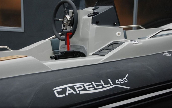 CAPELLI TEMPEST 460 YACHTTENDER - Rubberboot Holland Aalsmeer
