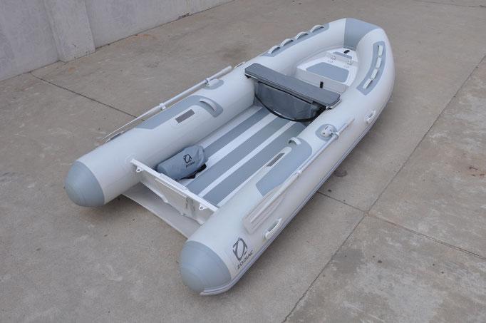 Zodiac Cadet 390 Aluminium DL RIB - Rubberboot Holland Aalsmeer