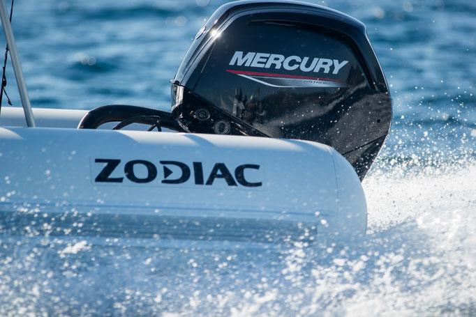 Zodiac Medline 580 RIB - Rubberboot Holland Aalsmeer
