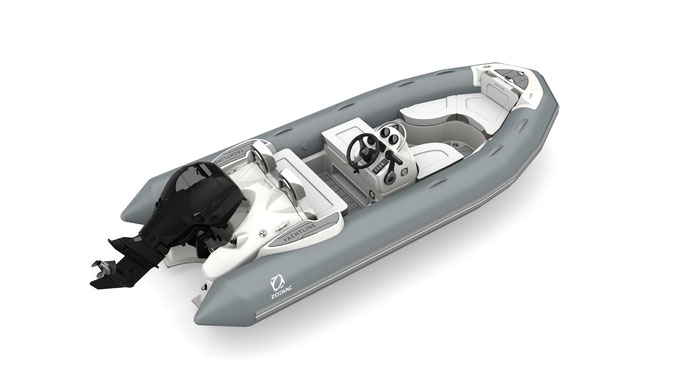 Zodiac Yachtline 440 Deluxe RIB for sale te koop Rubberboot Holland Aalsmeer