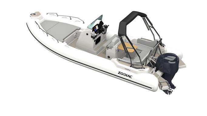 Zodiac Medline 6.8 RIB - Rubberboot Holland Aalsmeer