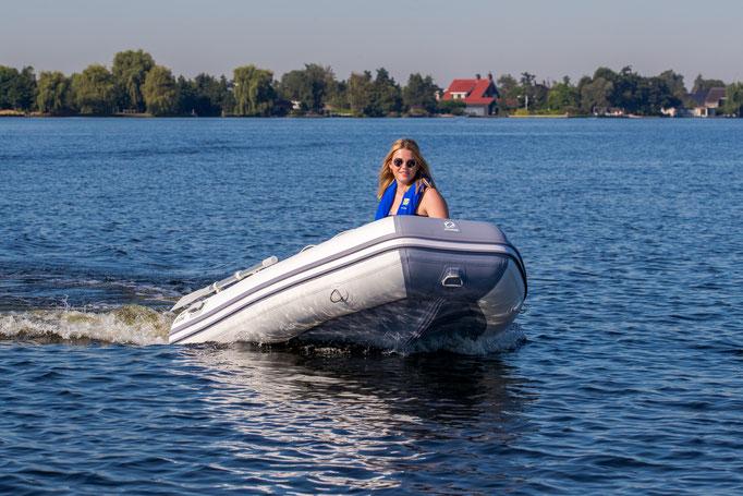 Zodiac Cadet 270 ALU - Rubberboot Holland Aalsmeer