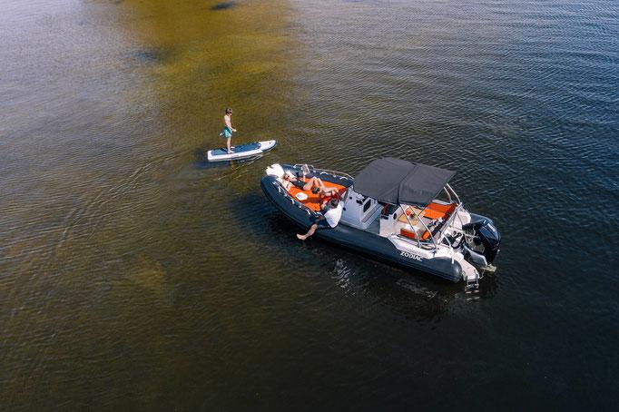 Zodiac Medline 6.8 RIB - Rubberboot Holland Aalsmeer