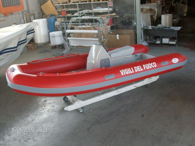CAPELLI TEMPEST 500 WORK - CUSTOM - Rubberboot Holland Aalsmeer