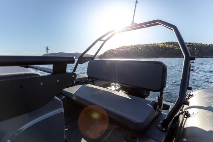 Zodiac PRO 5.5 RIB - Rubberboot Holland Aalsmeer