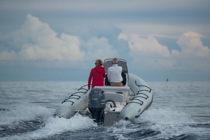 Bombard Sunrider 650 RIB - Rubberboot Holland Aalsmeer