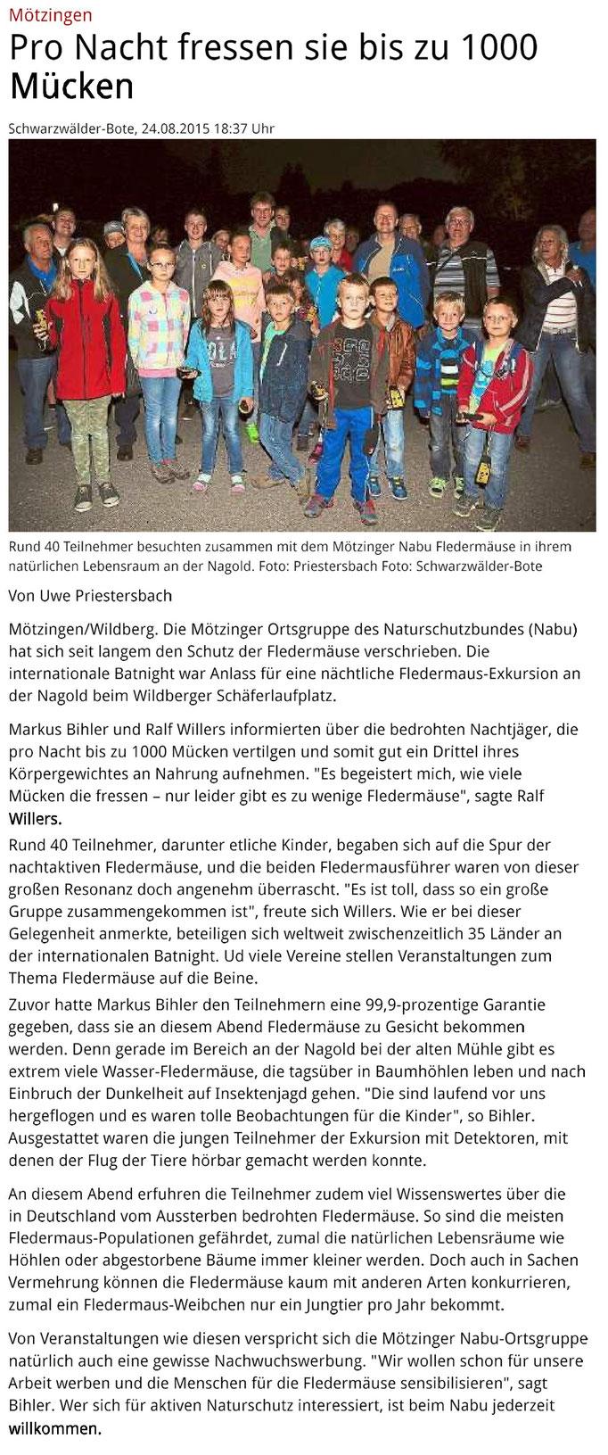 24.08.15 Batnight - Schwarzwäler Bote