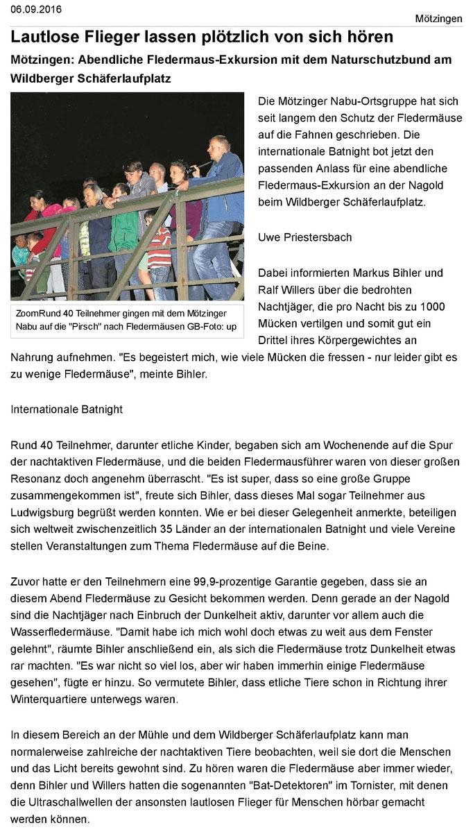 06.09.16 Batnight in Wildberg - Gäubote