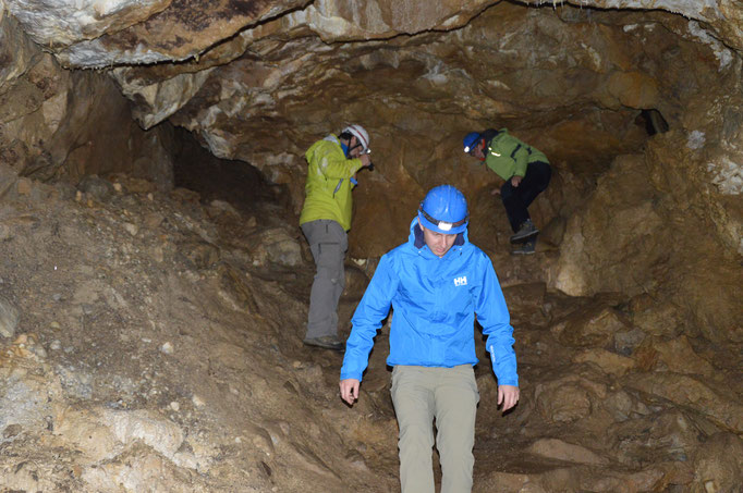 Schrattenfluh Höhle
