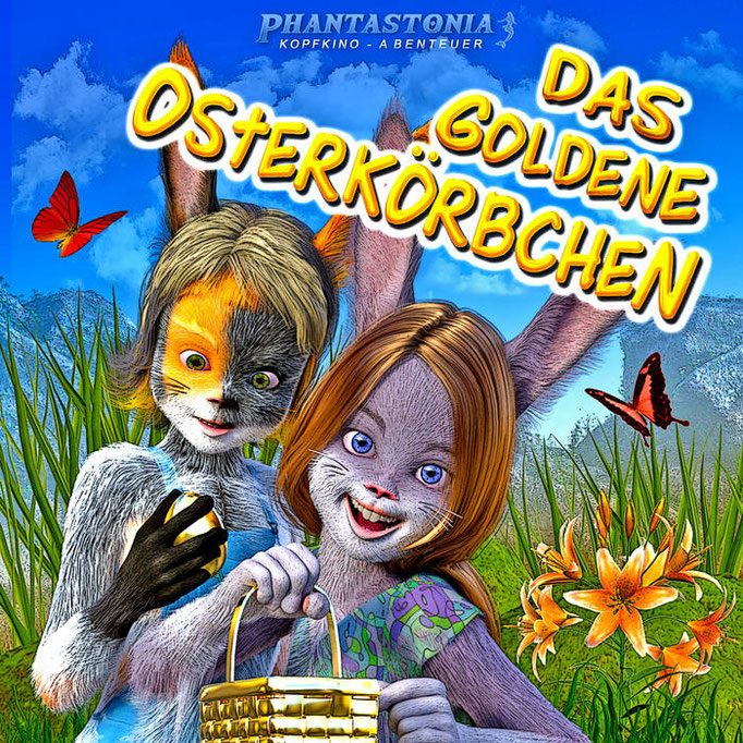 Das goldene Osterkörbchen - Rolle: Giftzwerg Mollopotz