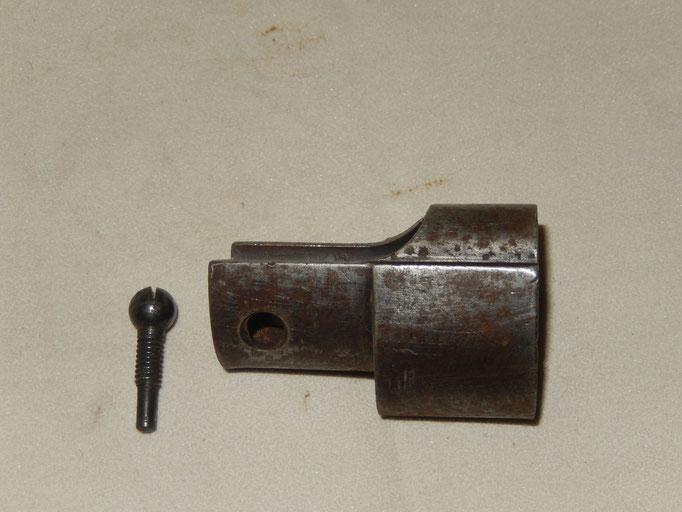 embouchoir  avec sa vis : fusil modèle   mauser  1871 : 50 euros