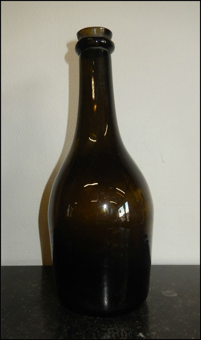 bouteille champagne 18 siecle