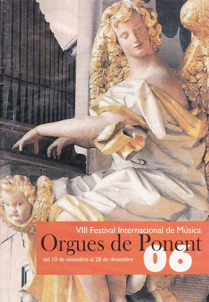 Konzert Lleida Spanien
