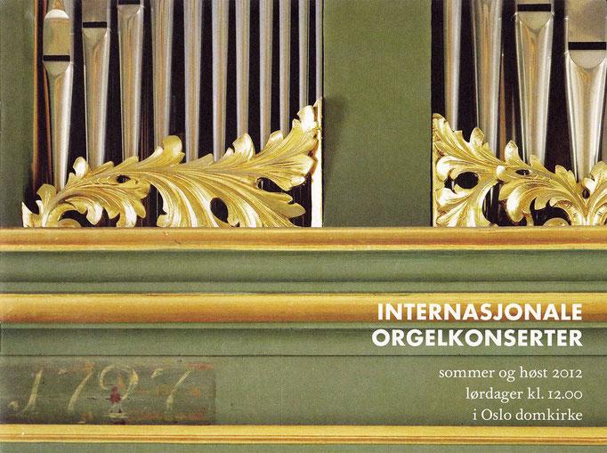 Konzert Catedral Oslo Noruega