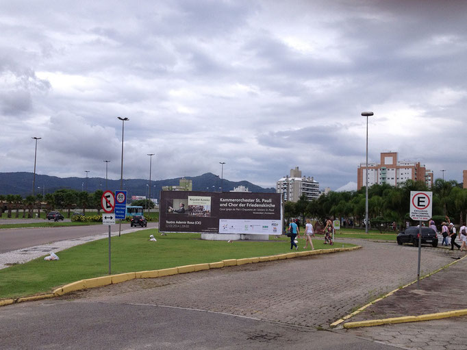 Florianópolis Brasil - Ein deutsches Requiem Op. 45 Brahms