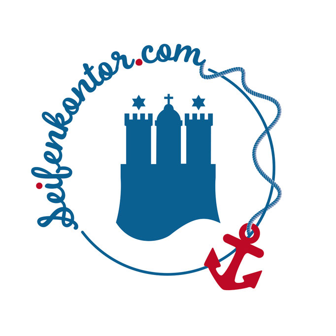 Das Logo unserer kleinen Seifenmanufaktur