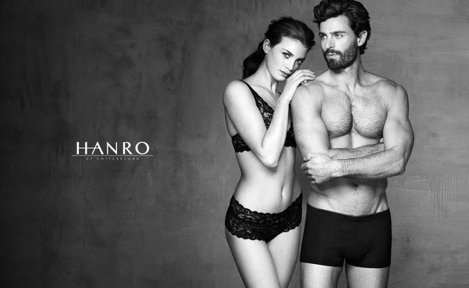 Hanro lingerie / Christian Schwarzenberg