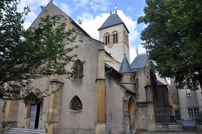 Église Saint-Eucaire