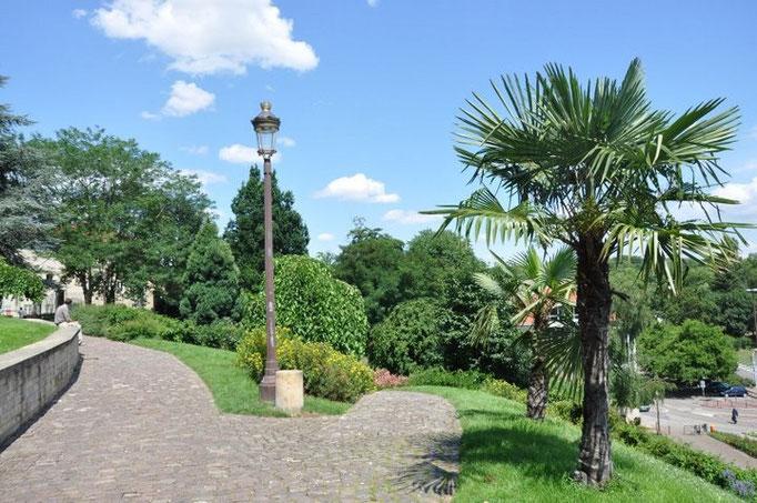 Jardin des Tanneurs