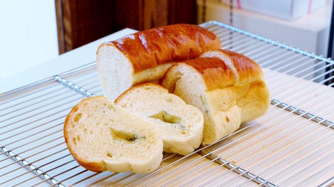 ブルーチーズのハードパン