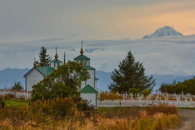 Elche, Kenai Peninsula