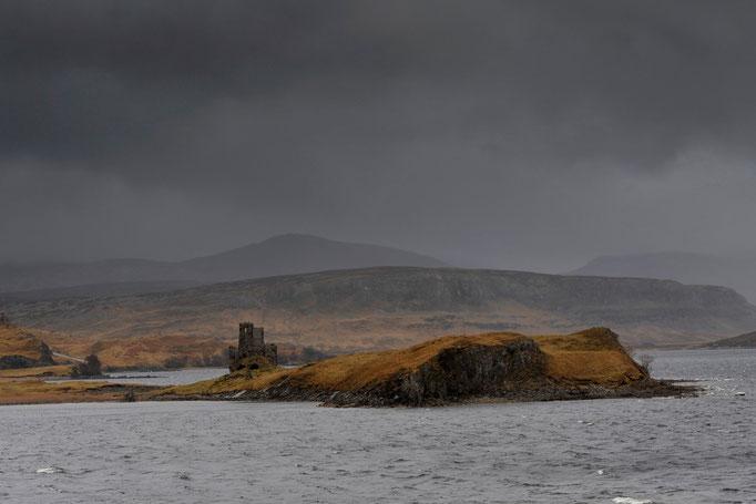 Ardvreck Casle, Loch Assynt