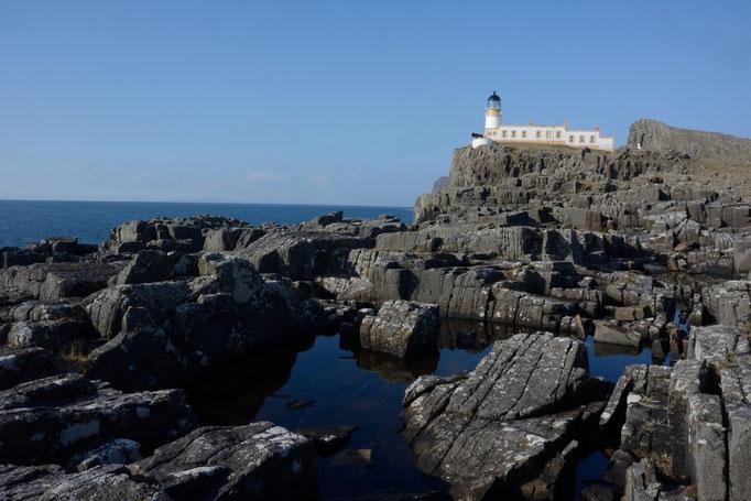 Neist Point Leuchtturm, Isle of Skye