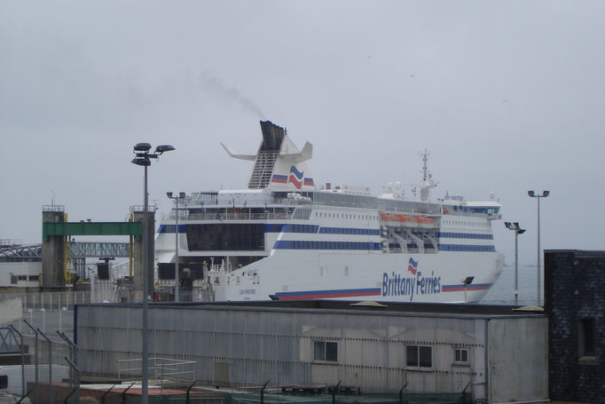 Cap Finistère (© lebateaublog juin 2011)
