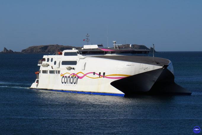 Condor Rapide - 1997 [Condor express - 1996 / Condor Vitesse - 1997] (© lebateaublog 2019)