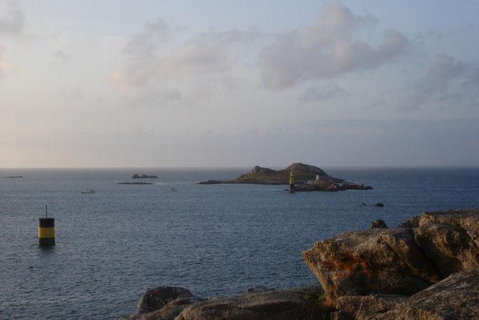 Vue de la Pointe Sainte Barbe