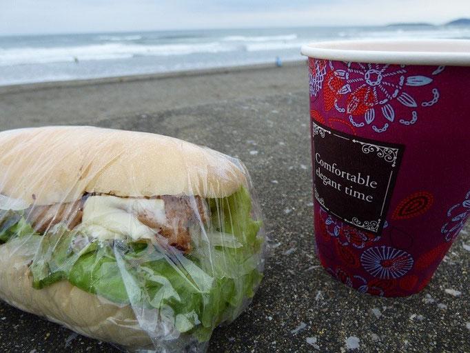 写真をずっと撮ってくれてこれを食べるの我慢してくれたHRちゃんありがとう~❤