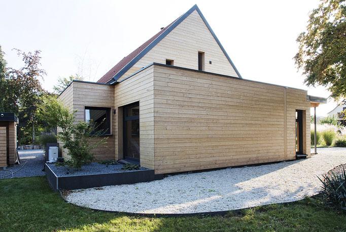 Biovilla - Guy Schneider - Architecte