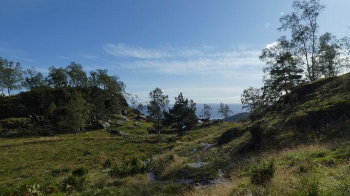 Himakånå Wanderung