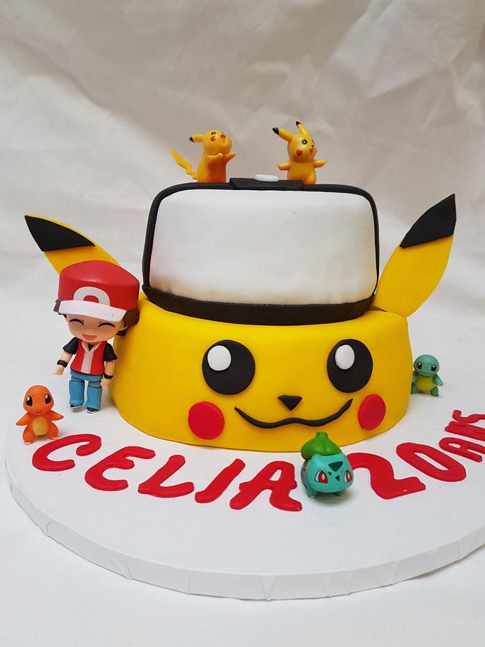 Birthday Cake Pokémon