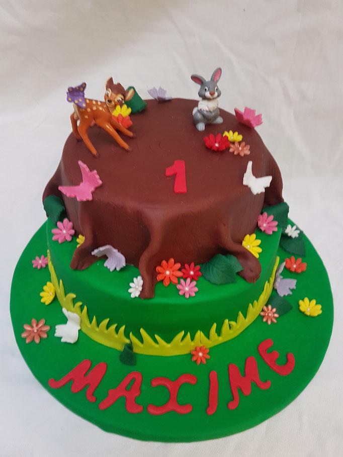 Birthday Cake Bambi