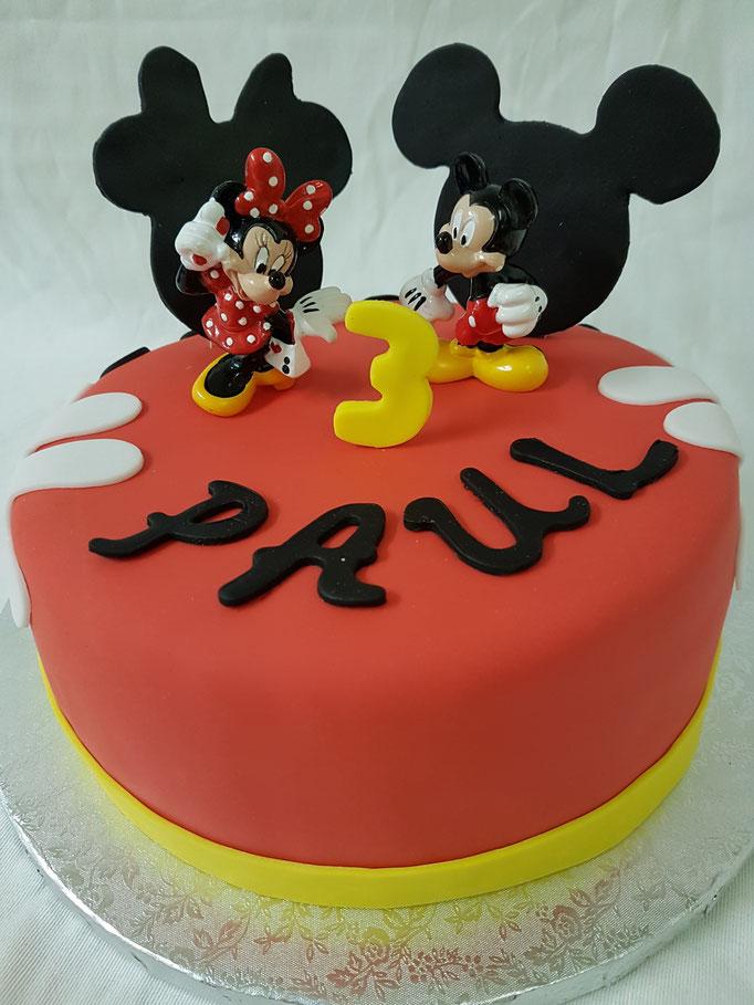 Birthday Cake Mickey