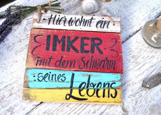 Imker Nr. 3   ca. 19cm/17cm  Fr. 34.-