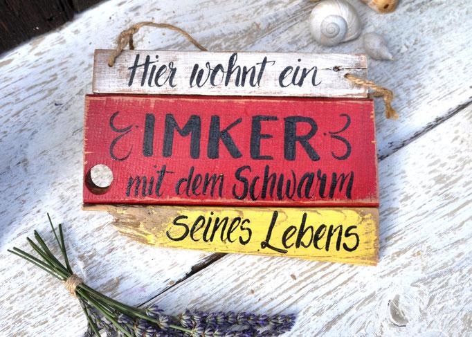 Imker Nr. 5   ca. 22cm/16cm  Fr. 34.-  auf Bestellung