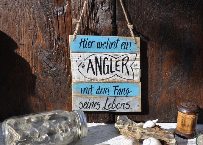 Angler  Nr. 3b   ca. 18cm/20cm  Fr. 36.-