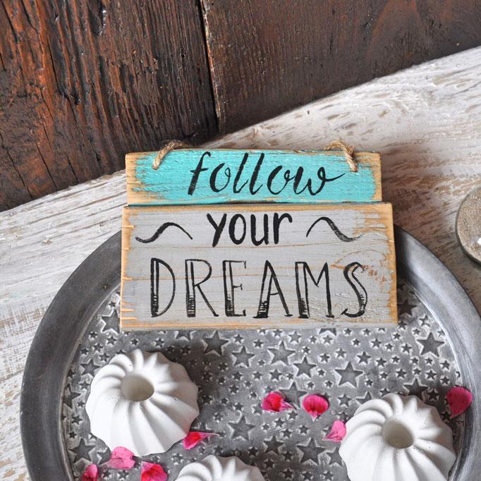 Dreams Nr. 1  ca. 18cm/12cm  Fr. 22.-