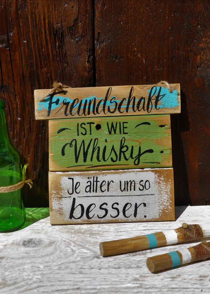 Whisky l Nr. 3  ca. 23cm/21cm  Fr. 32.-